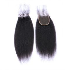 Lace Closure - Kinky Straight
