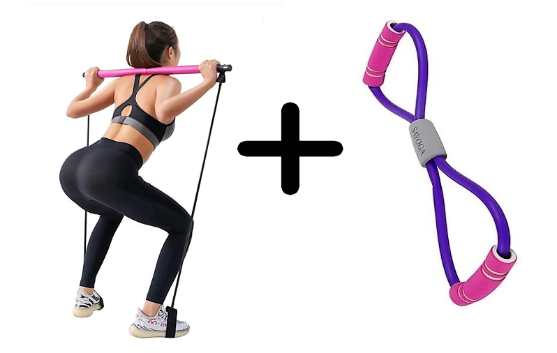 PACK FITBODY - 2 accessoires