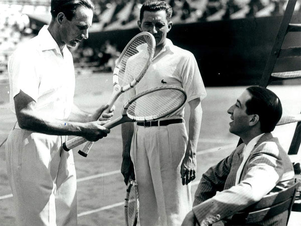 Origins of the Polo Shirt Rene Lacoste