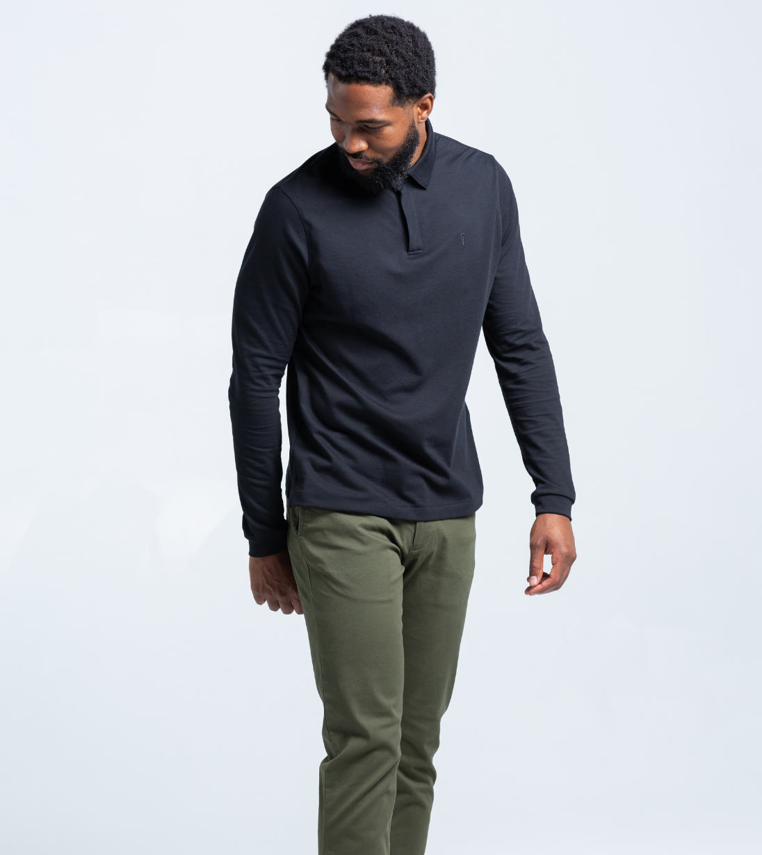 The Perfect Polo - Long Sleeve