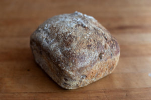 Roasted Walnut Bread
