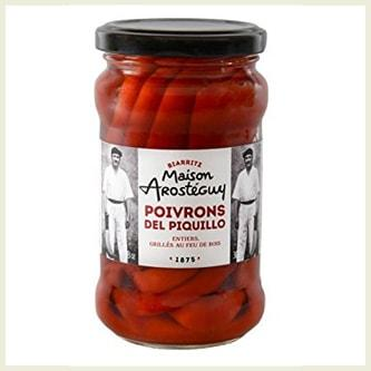 Del Piquillo Peppers