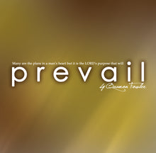 Prevail (Physical CD)