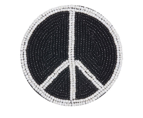 Peace Coaster - Set of 4