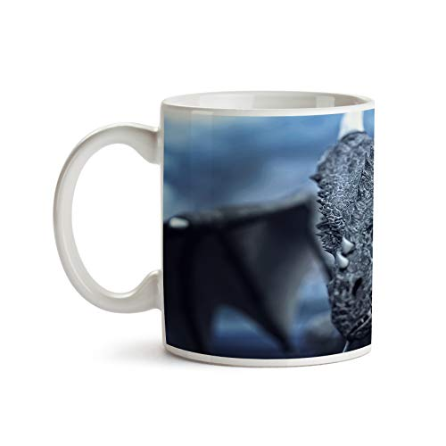 Ice Dragon 11oz Coffee Mug - Tea Mug