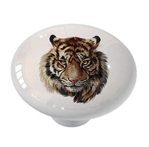 Proud Tiger Drawer Knob
