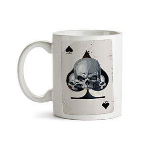 Ace of Spades 11oz Coffee Mug - Tea Mug