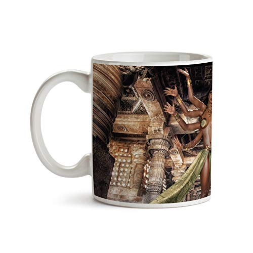 Hindu Goddess 11oz Coffee Mug - Tea Mug