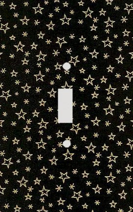 Star Collage Switch Plate Cover