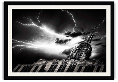 Empire State Building Storm 30