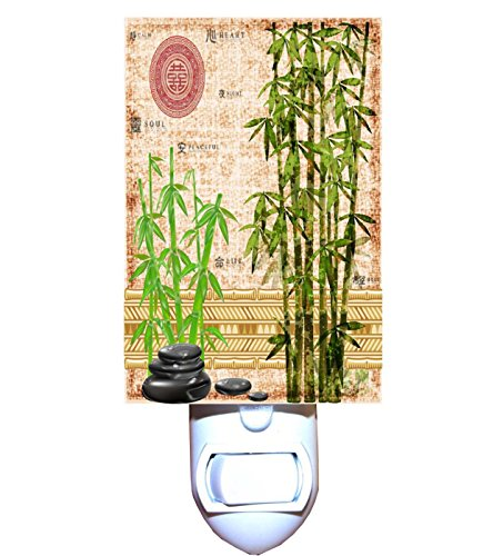 Serenity Bamboo Night Light
