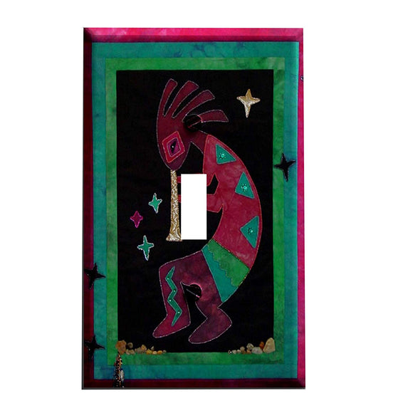 Kokopelli Switch Plate Cover