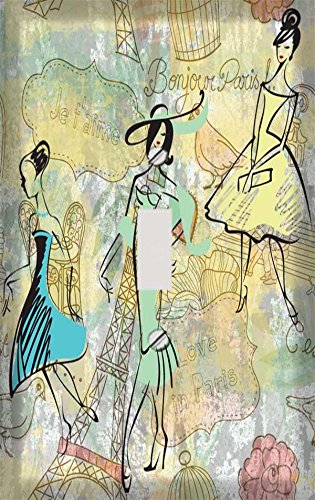 Paris Fashions Switch Plate Cover