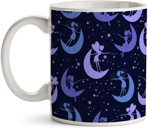 Fairy Moon Magic 11oz Coffee Mug - Tea Mug