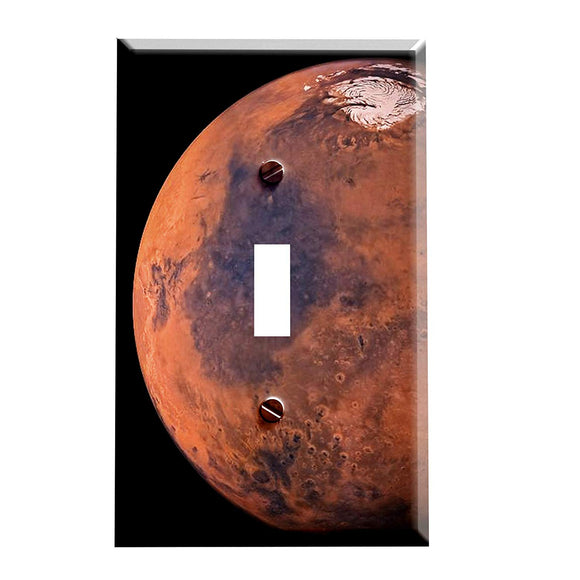 Mars Switch Plate Cover