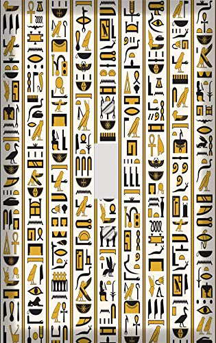 Egyptian Wall Switch Plate Cover