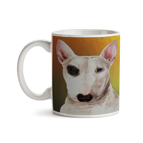 Bull Terrier Dog Breed 11oz Coffee Mug - Tea Mug