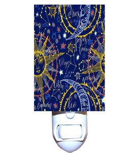 Celestial Zodiac Night Light