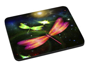 Dragonfly Wish Mouse Pad