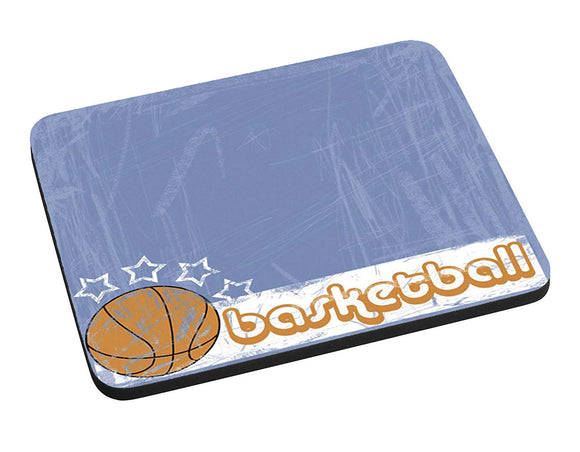 Basketball Star Mouse Pad
