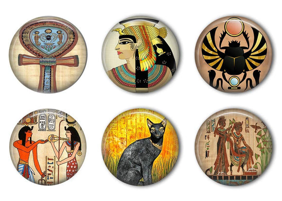 Egyptian Refrigerator Magnet Set