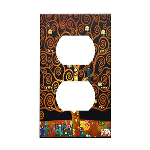 Gustav Klimt Under The Tree of Life Outlet Cover