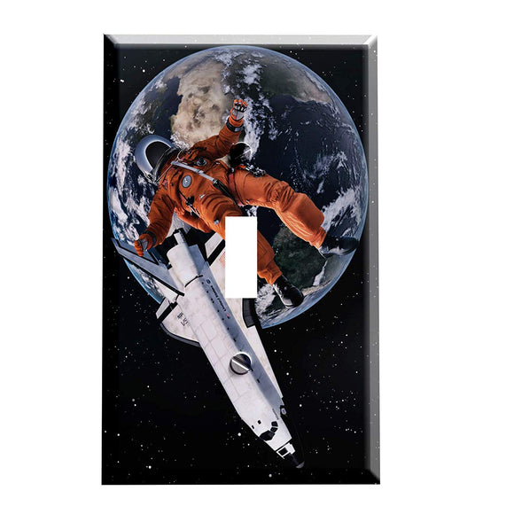 Spacewalker Switch Plate Cover