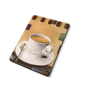Coffee and Beans Mouse Pad