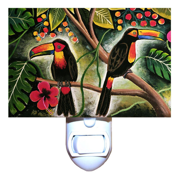 Toucan Paradise Night Light