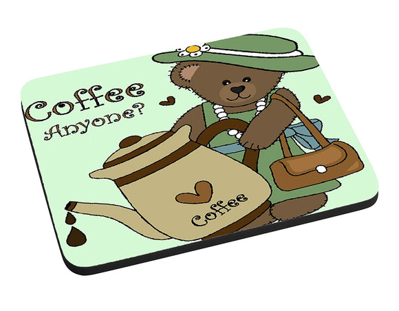 Coffee Anyone Mouse Pad