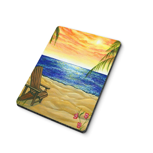 Beach Retreat Mouse Pad