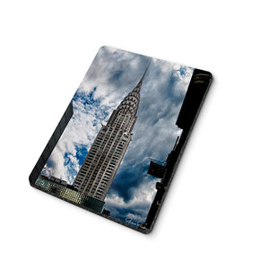 Chrysler in the Clouds Mouse Pad