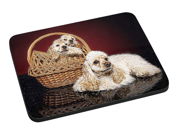 Cocker Spaniels Mouse Pad