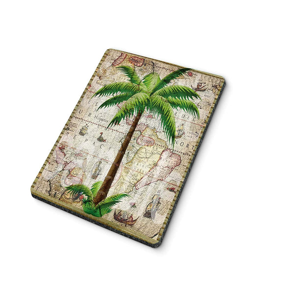 Classic Palm Tree Mouse Pad
