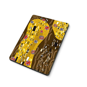 Abstract Klimt Mouse Pad