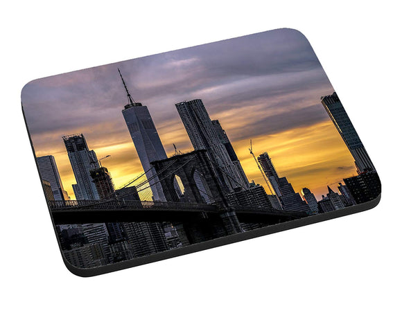 Beyond Bridges Mouse Pad