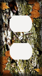 Moss and Oaks Outlet Cover