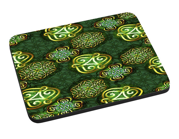 Celtic Collage Mouse Pad
