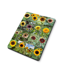 Country Flowers Mouse Pad
