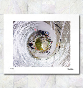 Flush Limited Edition Fine Art Print By Gina Brake