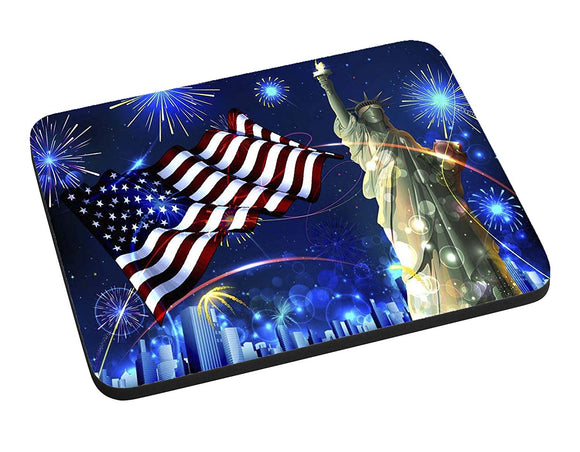 American Patriot Liberty Mouse Pad