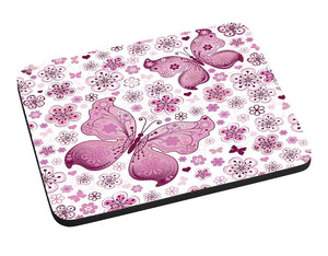 Butterfly Spring Mouse Pad