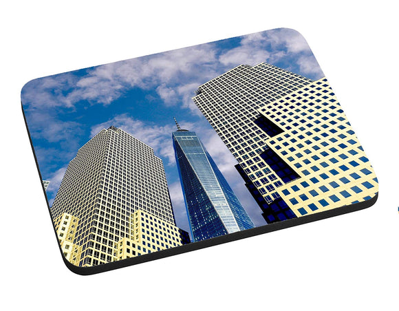 Giants Under the Sun Mouse Pad
