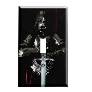 Darth Vader Decor | Star Wars Switch Plate | star wars decor