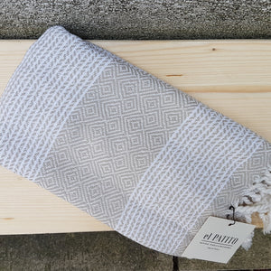 Nordic Series - 60*100 cm Hand loomed Towel