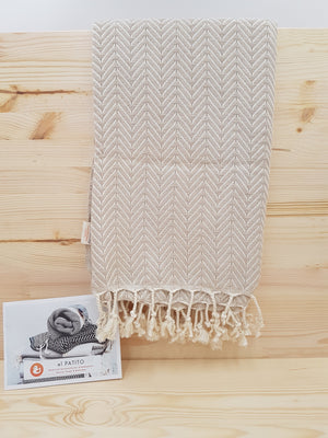 el patito towels scandinavian turkish towels herringbone throw