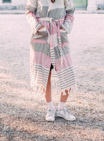 Bohemian Series- 100% Cotton Bathrobes