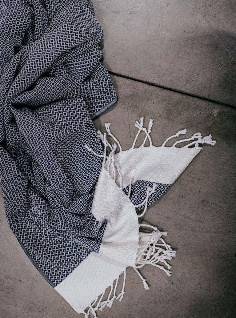 Scandinavian Series 100% Cotton Turkish Towel
