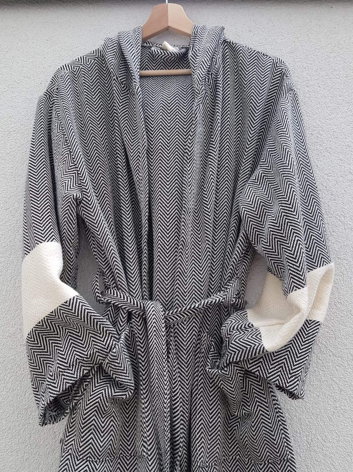 New Design Chevron - 100% Cotton Bathrobes