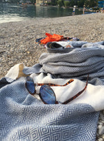 Beach Towels - Contemporary Series 100% Natural Cotton